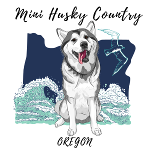 Mini Husky Country Oregon